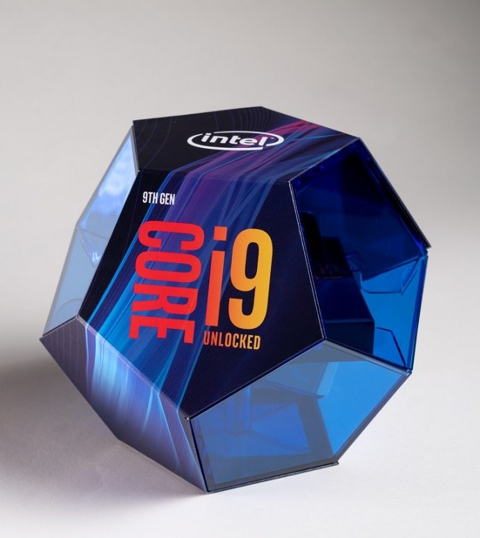 The controversy shakes Intel again: the benchmarks of the new Core i9-9900K were deceptive
