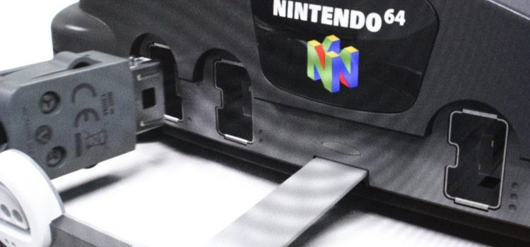 Appear the supposed first images of a Nintendo 64 mini, which would be the next Nintendo retro console