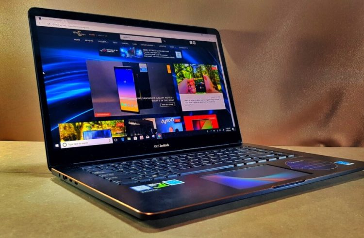 ASUS ZenBook Pro 15 analysis: a mix of workstation and portable gaming that surprises with its ScreenPad